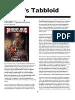 Rogue Games Tabbloid -- May 14, 2009 Edition