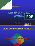 Pequenos Hospitais Abril 2004