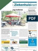 Zorg- En Ziekenhuiskrant, 17 Juli 2013