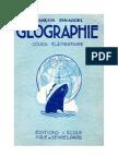 Géographie CE1-CE2 Géographie François Pinardel