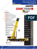 Grove-GMK7550 Product Guide