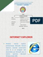 Exposicion de Inter Buscador y Panel