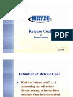 Release Coats Presentation PSTC