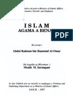 ISLAM AGAMA A BENAR