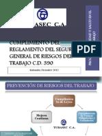 CD 390 Tubasec