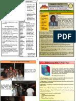 Rotary Club of Kampala Naalya bulletin