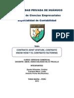 Grupo Numero 10 Trabajo de Derecho Comercial Contabilidad y Finanzas
