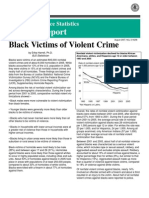 Black Victims of Violent Crimes