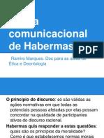 Ética comunicacional de Habermas
