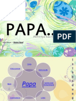Kajian Novel Papa