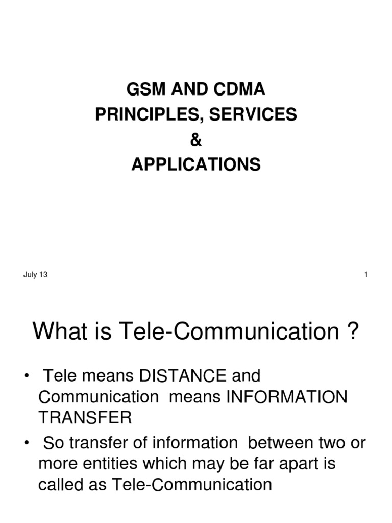Gsm technology code division multiple access gsm freerunsca Gallery