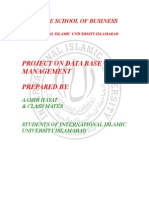 Dbms Project