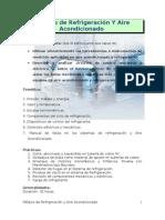 Manual Refrigeracion y Aire Acond.