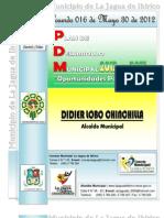 Plan de Desarrollo La Jagua de Ibirico 2012 2015 PDF