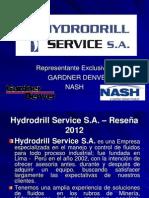 Presentacion Tecnica Hydrodrill Service s.a.