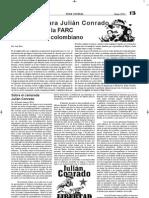 Edición Especial JULIÁN CONRADO. Periódico VOZ INSURGENTE Junio 2013