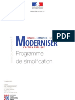 Programme de Simplification-bat++