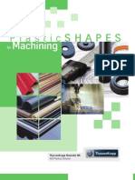 AIN Plastics Shapes for Machining Brochure