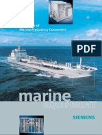 Marine Frequency Converters