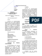 STC Nº 0012-2010-PI-TC