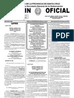 Ley Seguridad Electrica - Santa Cruz - 07Febrero2012