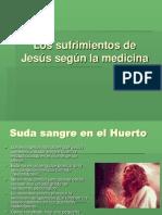 Los Sufrimientos de Jesus Segun La Medicina