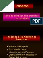 ¿Que son procesos?