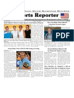 July 17 - 23, 2013 Sports Reporter