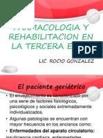 Farmacologia y Reghabilitacion en La Tercera Edad - Copia