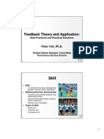 Feedback Theory and Application