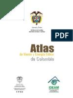 Atlas de Viento y Energia Eolica de Colombia Full