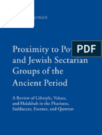 Newmann - Proximity to Power and Jewish Sectarian Groups of the Ancient Period.pdf