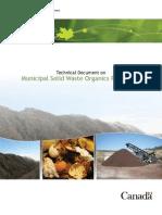Organic Waste Processing 2013