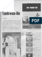 TaekwonDo livros na Revista KungFu 1977