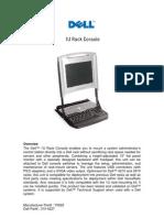Brochure 1U Rack Console