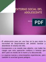 El Entorno Social Del Adolescente