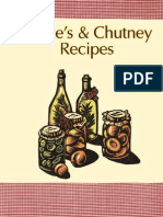 Pickles and Chutney Recipes - Unknown