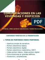 Comunicaciones en Las Viviendas y Edificios
