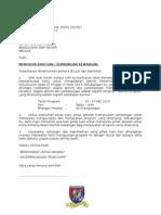 Surat Bantuan Sumbangan (2)