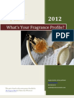 Fragrance Profile Quiz