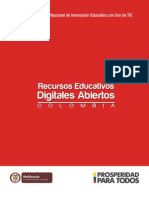 RECURSOS EDUCATIVOS DIGITALES