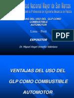 Ventajas Del GLP Como Combustible Automotor