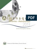 Almanaque MA 2013