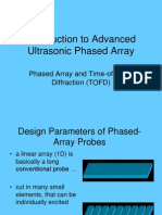 Introduction to Advanced Ultrasonics