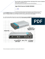 Artikel Komunitas Yogyafree XCode.or.Id-Setting Printer USB Dgn Print Server DLINK DP300U