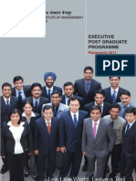EPGP Placement Brochure 2010 11