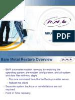 Veritas Netbackup BMR Installation
