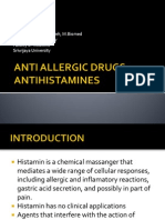 Anti Allergic Drugs