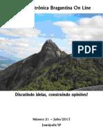 Revista Eletrônica Bragantina On Line - Julho/2013