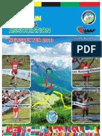 World Mountain Running Association 2013 Newsletter MAY13